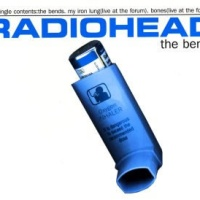 Radiohead - The Bends CDS (Single)