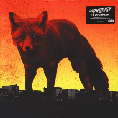 The Prodigy - The Day Is My Enemу (Vinyl)