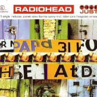 Radiohead - Just CDS CD1 (Single)