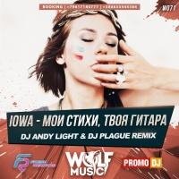 - Мои стихи, твоя гитара (DJ Andy Light & DJ Plague Remix)