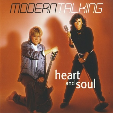 Modern Talking - Heart And Soul (Compilation)
