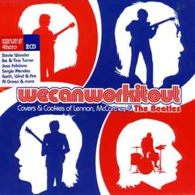 The London Jazz Four - We Can Work It Out: Covers & Cookies of Lennon, McCartney & The Beatles