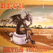 Beck Hansen - Devils Haircut ( Geffen Records GEFDM-2217) (Album)