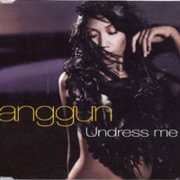 Anggun - Undress Me [Italy] (Single)