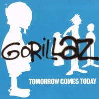 Gorillaz - Tomorrow Comes Today EP (Single)
