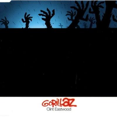 Gorillaz - Clint Eastwood (Maxi) (Single)