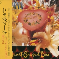 Nirvana - Heart-Shaped Box (EP)