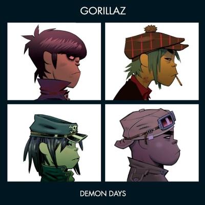 Gorillaz - Demon Days (Instrumental) (Album)