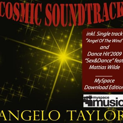 Angelo Taylor - Cosmic Soundtrack (Album)