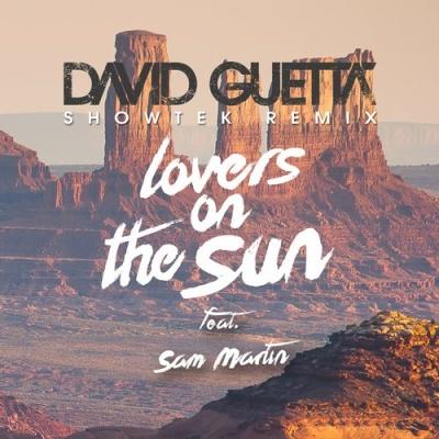 David Guetta - Lovers On The Sun (Showtek Remix)