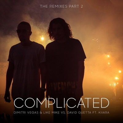 Dimitri Vegas - Complicated (The Remixes part 2)