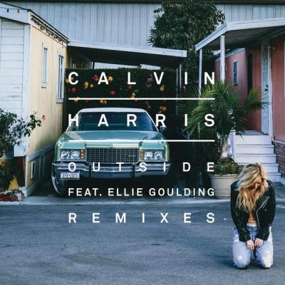 Calvin Harris - Outside (Oliver Heldens Remix)