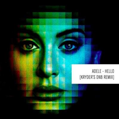 Adele - Hello (Kryder DnB Remix)