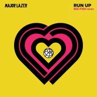 Major Lazer - Run Up (Big Fish Remix)