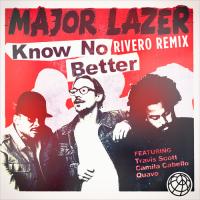 Major Lazer - Know No Better (RIVERO Remix)