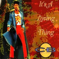 C.B. MILTON - It's A Loving Thing
