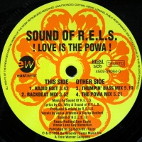 SOUND OF R.E.L.S. - Love Is The Power
