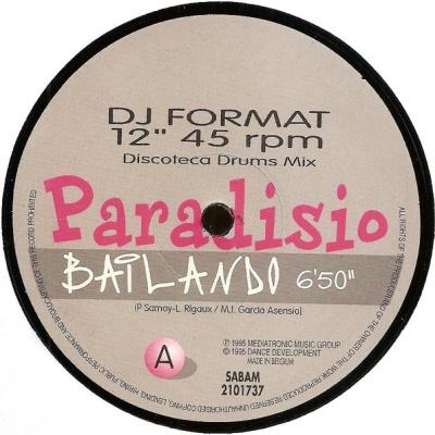 Paradisio - Bailando