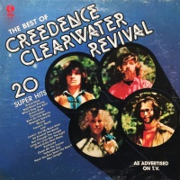 Creedence Clearwater Revival - My Baby Left Me