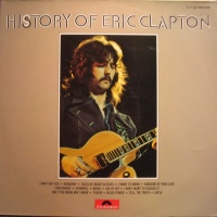 Eric Clapton - History Of Eric Clapton