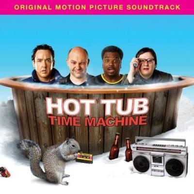 Motley Crue - Hot Tub Time Machine