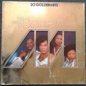 Boney M. - The Magic Of Boney M. - 20 Golden Hits