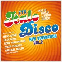 Eddy Huntington - ZYX Italo Disco New Generation Vol. 2