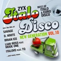 Lian Ross - ZYX Italo Disco New Generation Vol. 10