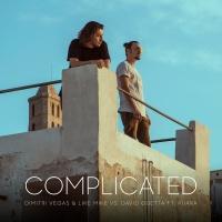 Dimitri Vegas - Complicated (feat. Kiiara)