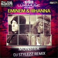 Eminem - The Monster (DJ Stylezz Remix)