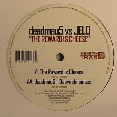 Deadmau5 - Reward Is Cheese