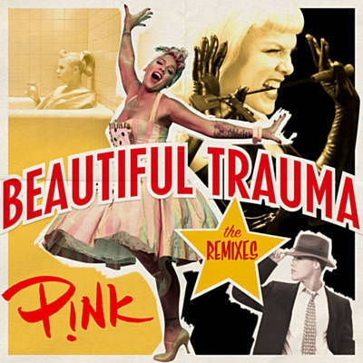P!NK - Beautiful Trauma (Nathan Jain Remix)