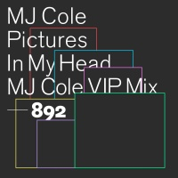 MJ Cole - Pictures In My Head (MJ Cole VIP Mix) - Single