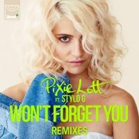 Pixie Lott - Won't Forget You (Remixes)