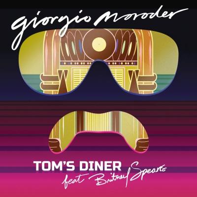 Giorgio Moroder - Tom's Diner (feat. Britney Spears) - Single