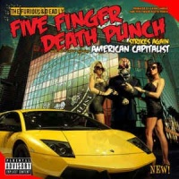 Five Finger Death Punch - Рок В Авто 15