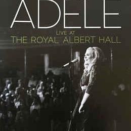 Adele - Live At The Royl Albert Hall
