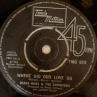 Diana Ross - Where Did Our Love Go