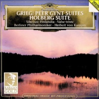 Эдвард Григ - Grieg - Peer Gynt Suite; Sibelius - Valse Triste, Finlandia, The Swan Of Tuonela