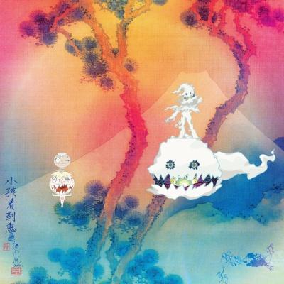 Kanye West - Kids See Ghosts