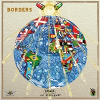 Kabaka Pyramid - Borders  - Ghetto Youths International / Bebble Rock Music - PROMOTIONAL COPY (Single)