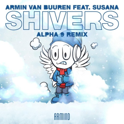 Armin Van Buuren - Shivers (ALPHA 9 Extended Remix)