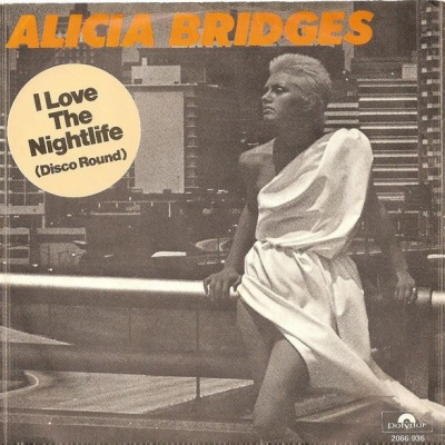 Alicia Bridges - I Love The Nightlife (Disco Round)