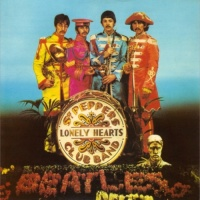The Beatles - Sgt. Pepper's Lonely Hearts Club Band / With A Little Help From My Friends