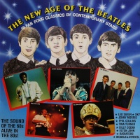 Motley Crue - The New Age Of The Beatles (18 Fab Four Classics By Contemporary Stars)