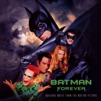 U2 - Batman Forever (Original Music From The Motion Picture)