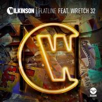 Wilkinson - Flatline (feat. Wretch 32) - Single