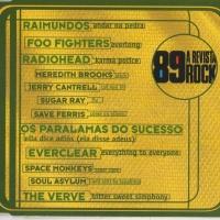 The Verve - 89 A Revista CD 4 Rock