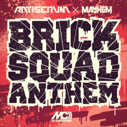 Antiserum and Violetness - Brick Squad Anthem