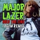 Major Lazer - Hold the Line (LOGAM RMX)